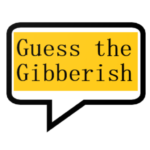 [APK] Guess the gibberish game – word games / challenge 1.36 (MOD Unlimited Money)