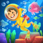 [APK] Kiddos under the Sea : Fun Early Learning Games 1.0.3 (MOD Unlimited Money)