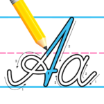 [APK] Kids Learn Cursive Writing – Cursive For Toddlers 10.0 (MOD Unlimited Money)