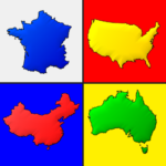 [APK] Maps of All Countries in the World: Geography Quiz 3.1.0 (MOD Unlimited Money)