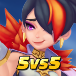 [APK] Masters Battle League 5v5 : Legend MOBA PvPTrainer 1.6 (MOD Unlimited Money)