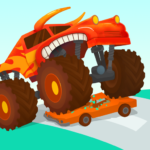 [APK] Monster Truck Go – Racing Games Kids 1.1.3 (MOD Unlimited Money)