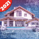 My Home Makeover Design Dream House of Word Games  1.9 (MOD Unlimited Money)