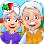 [APK] My Town : Grandparents Play home Fun Life Game 1.03 (MOD Unlimited Money)