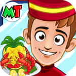 [APK] My Town : Hotel Free 1.04 (MOD Unlimited Money)