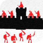 [APK] One on one: Siege of castles – Offline strategy 42 (MOD Unlimited Money)