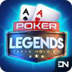Poker Legends Free Texas Holdem Poker Tournaments  0.3.00 (MOD Unlimited Money)
