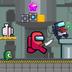 [APK] RED IMPOSTER – NIGHTMARE ADVENTURE 1.4 (MOD Unlimited Money)