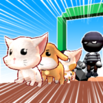[APK] Rescue Master! — animal vs human 0.1.8 (MOD Unlimited Money)