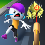 Save the Town – Free Car Shooting & Battle Game  43 (MOD Unlimited Money)