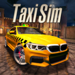 Taxi Sim 2020  1.2.17 (MOD Unlimited Money)