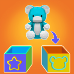 [APK] Toy sort 3D: How to be a dutiful kid? 1.0.0012 (MOD Unlimited Money)