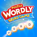 Wordly Link Together Letters in Fun Word Puzzles  2.1 (MOD Unlimited Money)