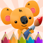 [APK] Сoloring Book for Kids with Koala 3.3 (MOD Unlimited Money)