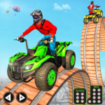 [APK] Atv Quad Bike Stunts Racing- New Bike Stunts Game 1.8 (MOD Unlimited Money)