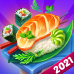Cooking Love Crazy Chef Restaurant cooking games  1.1.0 (MOD Unlimited Money)