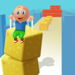 [APK] Cube Stack 3d: Fun Passing over Blocks and Surfing 1.0.7 (MOD Unlimited Money)
