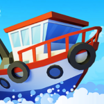 [APK] Fish idle: hooked tycoon. Your own fishing boat 4.0.0 (MOD Unlimited Money)
