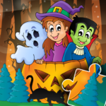 [APK] Halloween Puzzle for kids & toddlers 🎃 2021.39 (MOD Unlimited Money)