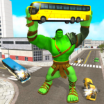 [APK] Incredible Monster City Hero Battle Mission 2021 1.1 (MOD Unlimited Money)