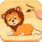 [APK] Jigsaw Puzzles For Kids – Animals Shapes 1.6 (MOD Unlimited Money)