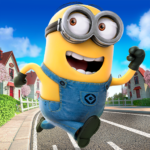 Minion Rush Despicable Me Official Game  7.7.2a (MOD Unlimited Money)