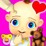 [APK] My Baby: Baby Girl Babsy 210308 (MOD Unlimited Money)
