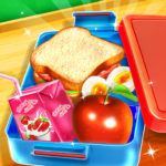 [APK] My LunchBox – School Kids Cooking Game 1.0.7 (MOD Unlimited Money)