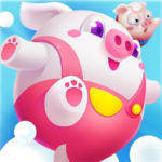 [APK] Piggy Boom-Be the coin master 4.5.2 (MOD Unlimited Money)
