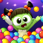 SPOOKIZ PANG: Bubble Shooting  1.0.0 (MOD Unlimited Money)