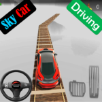 [APK] Sky Car Driving Stunt Impossible Track 1.10 (MOD Unlimited Money)