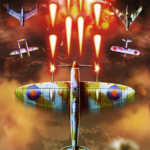 Top Fighter WWII airplane Shooter  46 (MOD Unlimited Money)