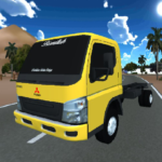 Truck Oleng Canter Simulator (Indonesia)  1.3 (MOD Unlimited Money)
