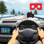[APK] VR Traffic Racing In Car Driving : Virtual Games 1.0.22 (MOD Unlimited Money)