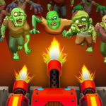 Royal Defense: Zombie War  1.9.6 (MOD Unlimited Money)