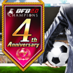 BFB Champions 2.0 ~Football Club Manager~ 3.9.1 (MOD Unlimited Money)