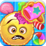 Brain Games – Brain Crush Sam and Cat fans 1.24 (MOD Unlimited Money)