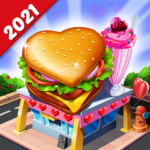 Cooking Crush New Free Cooking Games Madness  1.3.7 (MOD Unlimited Money)