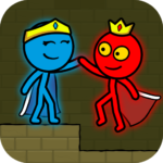 Red and Blue Stickman : Animation Parkour  1.2.2 (MOD Unlimited Money)