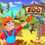 Safari Zoo Builder: Animal House Designer & Maker 1.0.7 (MOD Unlimited Money)