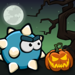 Spike ball helloween adventure  1.5 (MOD Unlimited Money)