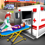 Ambulance Doctor Hospital – Rescue Game 1.0.7 (MOD Unlimited Money)
