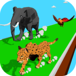 Animal Transform Race – Epic Race 3D 0.6 (MOD Unlimited Money)