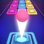 Beat Ball: Dancing Color Hop 1.2 (MOD Unlimited Money)