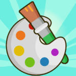 Coloring Book 9.9 (MOD Unlimited Money)