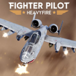 Fighter Pilot: HeavyFire  0.90.18 (MOD Unlimited Money)
