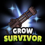 Grow Survivor – Idle Clicker 6.2.5 (MOD Unlimited Money)