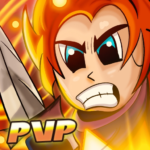 Mergy Merge RPG game – PVP + PVE heroes games RPG  3.1.12 (MOD Unlimited Money)