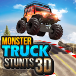 Monster Truck Game: Impossible Car Stunts 3D  1.1.0 (MOD Unlimited Money)