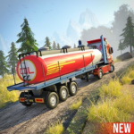 Offroad Oil Tanker Truck Simulator: Driving Games 1.15 (MOD Unlimited Money)